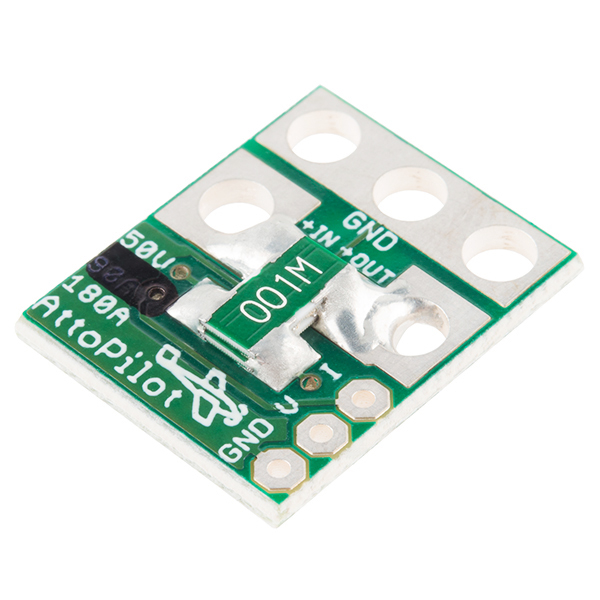 AttoPilot Voltage and Current Sense Breakout - 180A - SEN-10644 ...