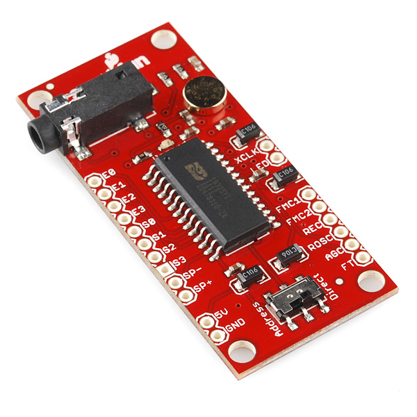 SparkFun Voice Recorder Breakout - ISD1932