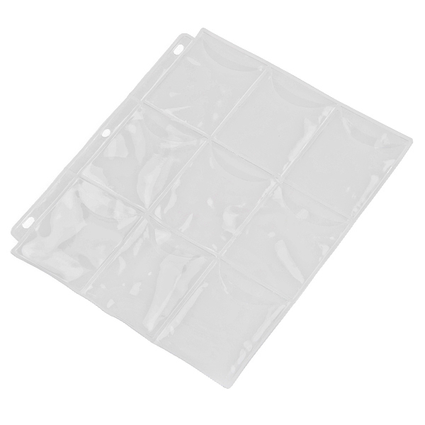 binder page small parts storage 8 5x11 tol 10654 sparkfun