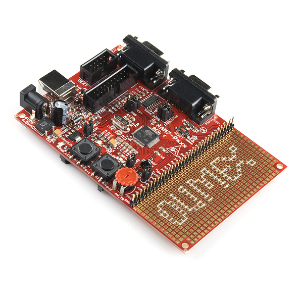 Development Board Atmel SAM7-256
