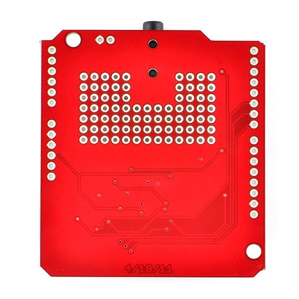 SparkFun VoiceBox Shield
