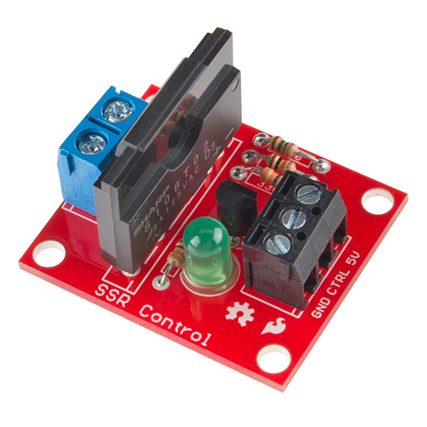 SparkFun Solid State Relay Kit