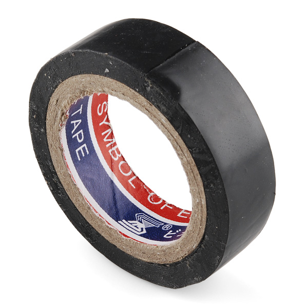 Electrical Tape - Black