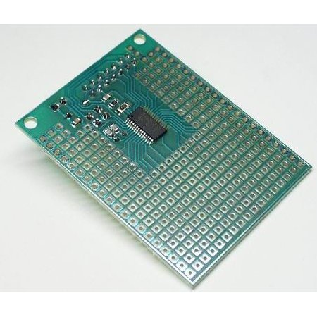 Prototype Board for MSP430F123
