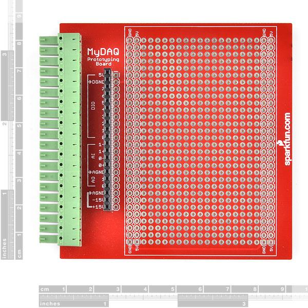 SparkFun myDAQ Protoboard Kit