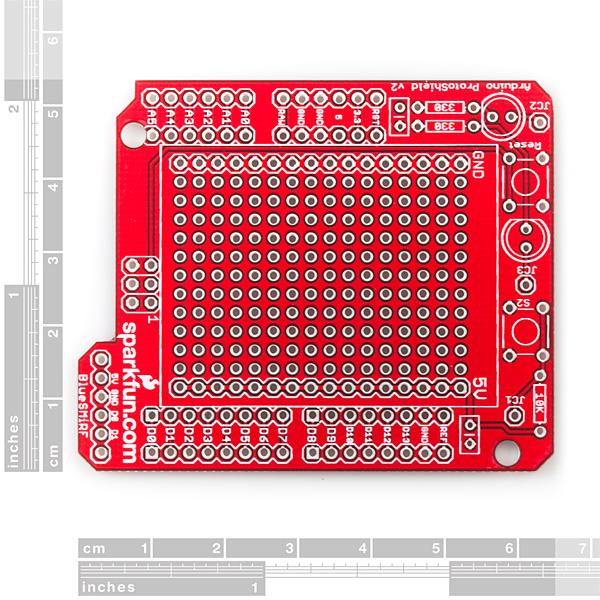 SparkFun ProtoShield Kit