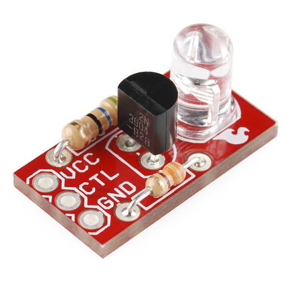 SparkFun Max Power IR LED Kit