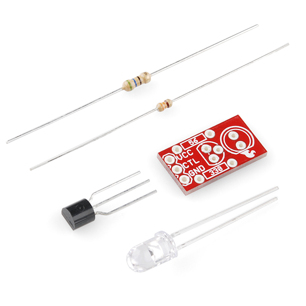 SparkFun Max Power IR LED Kit