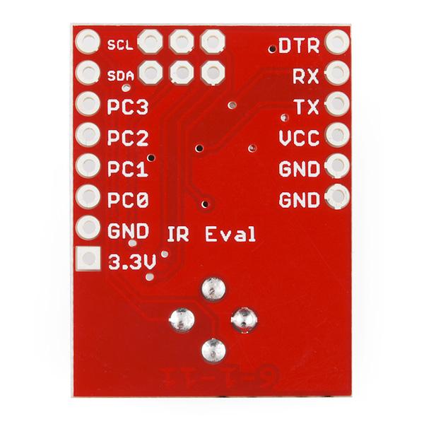 MLX90614 SEN-10740 SF10740 SparkFun IR Thermometer Evaluation Board