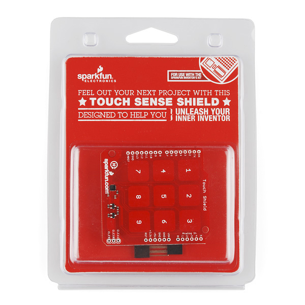 Touch Sense Shield Retail