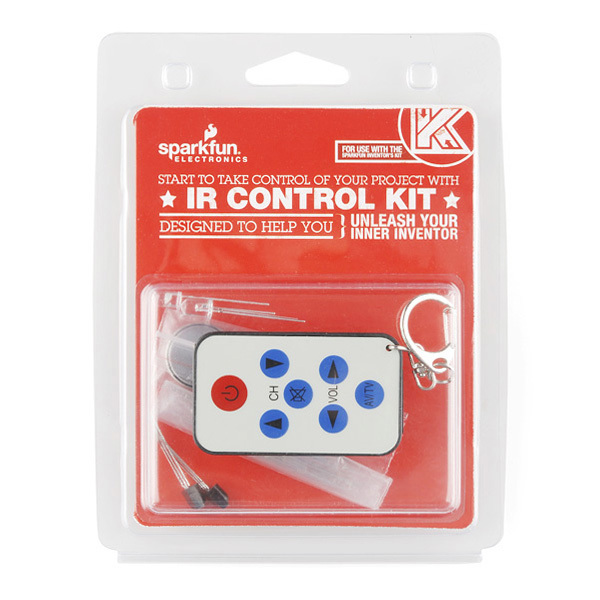 IR Control Kit Retail