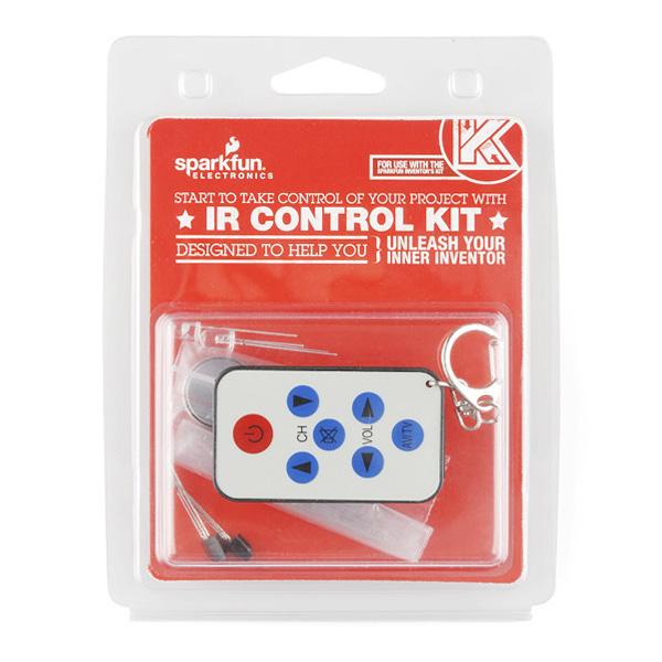 IR Control Kit Retail