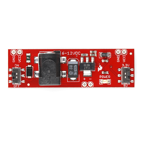 SparkFun Breadboard Power Supply Stick 5V/3.3V