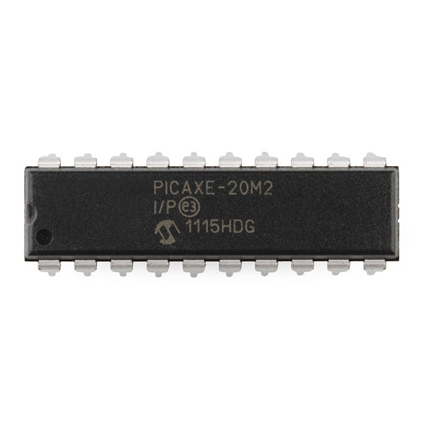 PICAXE 20M2 Microcontroller (20 pin)