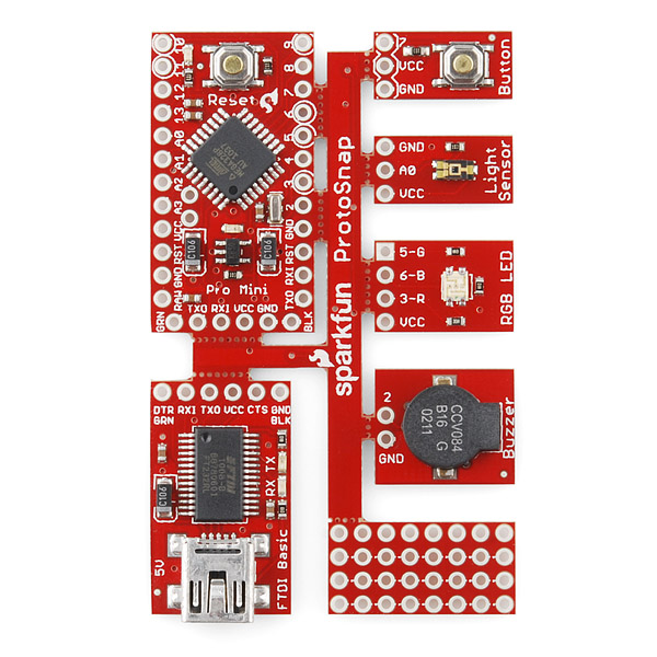 ProtoSnap - Pro Mini