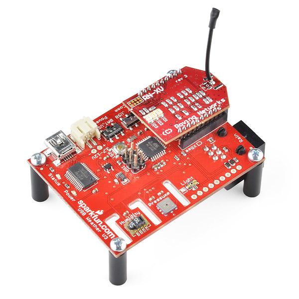 RN-XV WiFly Module - Wire Antenna