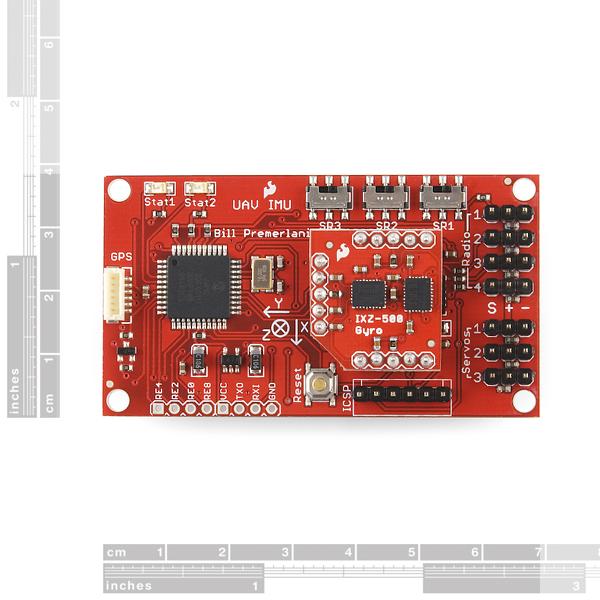 UAV V3 Development Platform - Ding'n'Dent