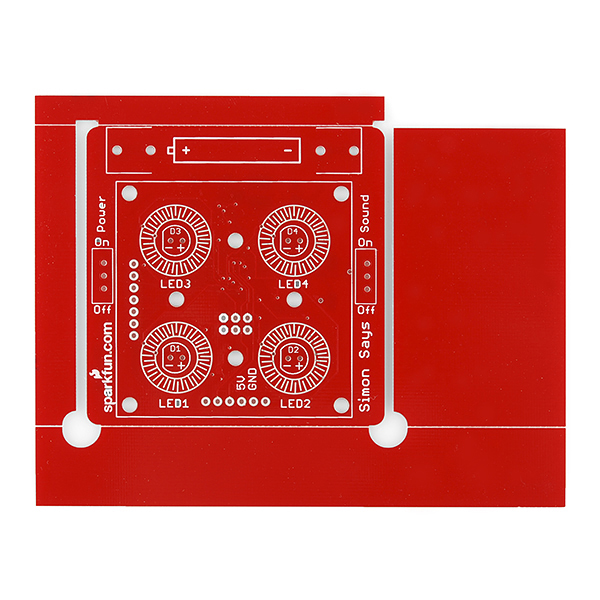 Simon - Surface Mount Stenciling Kit