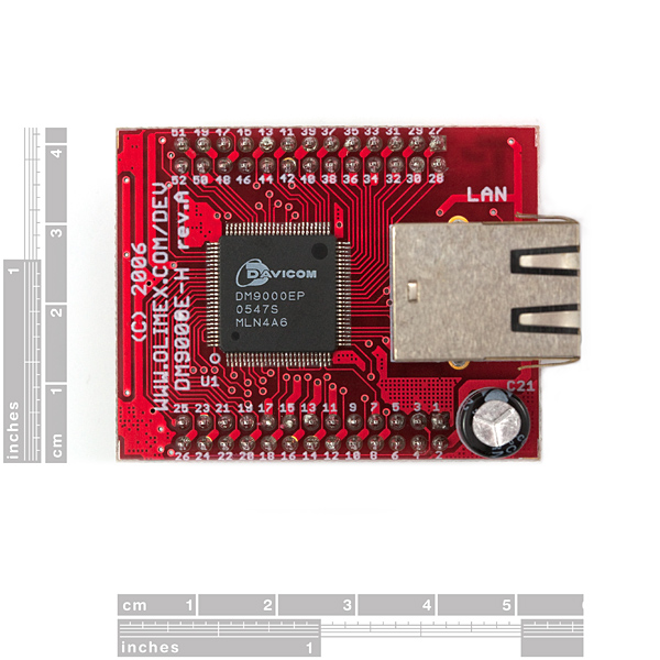 Ethernet Interface Board - DM9000E
