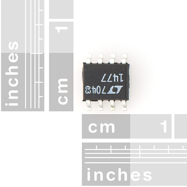 Digital Switch 2A - LTC1477
