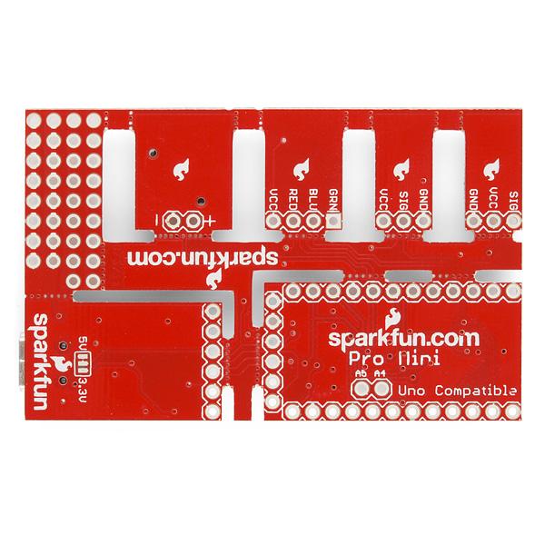 SparkFun ProtoSnap - Pro Mini