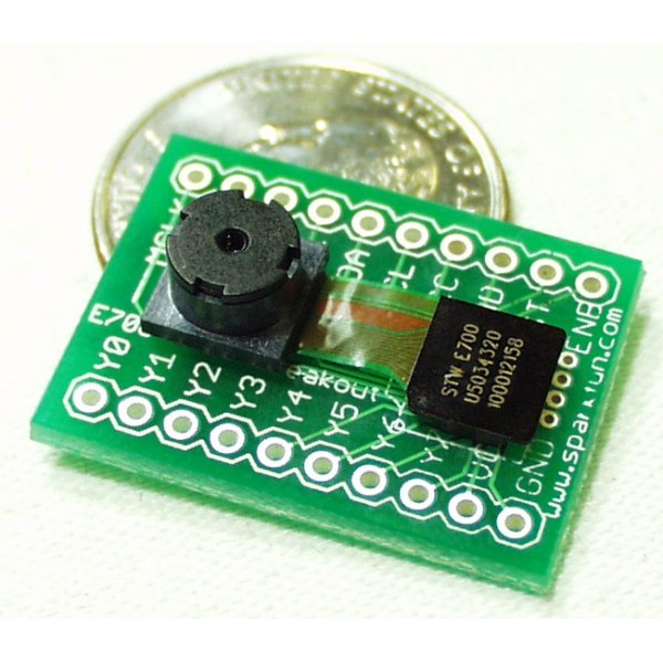 CMOS Camera Breakout Board