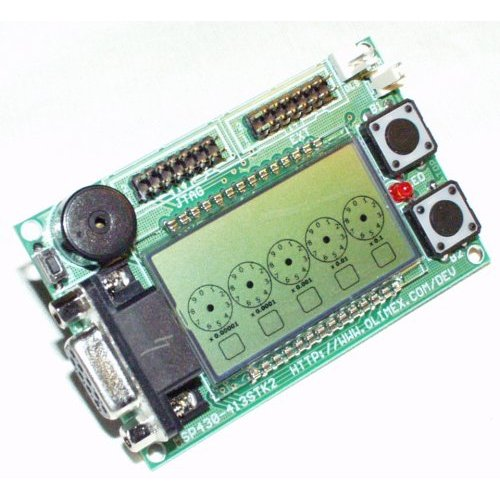 Evaluation Board for MSP430F413