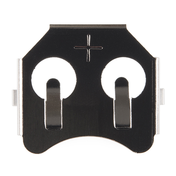 Coin Cell Battery Holder - 12mm (PTH)