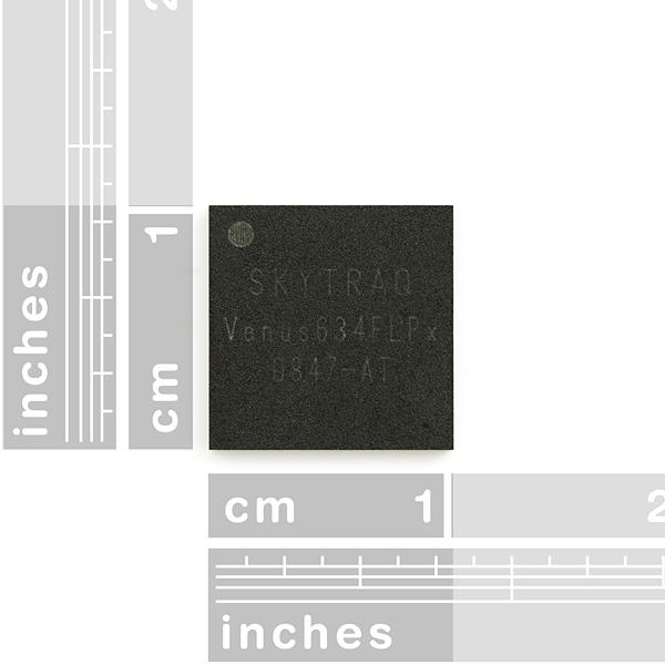 GPS Module - Venus638FLPx-L 20Hz (14 Channel)