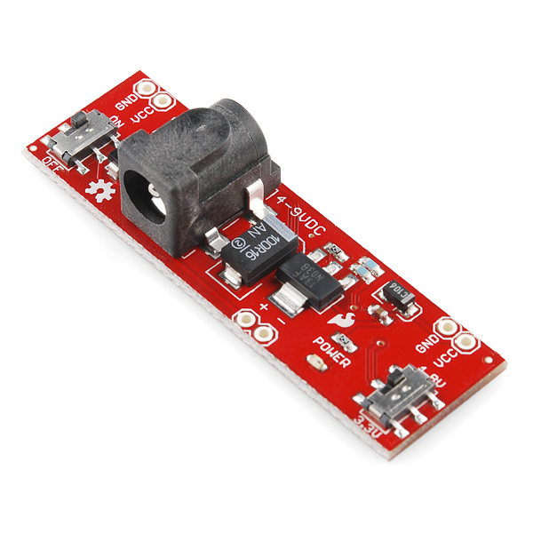 SparkFun Breadboard Power Supply Stick - 3.3V/1.8V