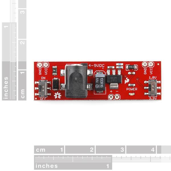SparkFun Breadboard Power Supply Stick 3.3V/1.8V