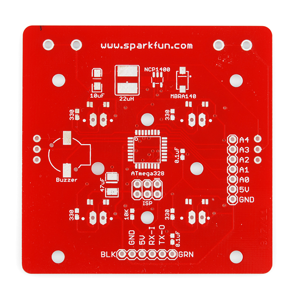 SparkFun SparkFun Simon says-Surface Mount soldering KIT kit-10935