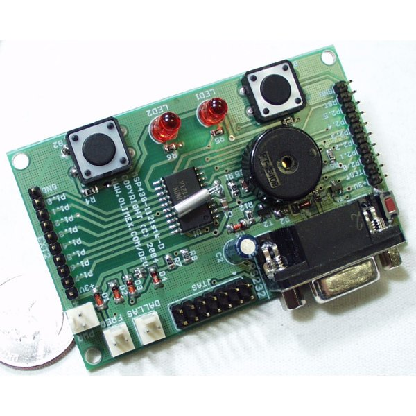 Evaluation Board for MSP430F1121