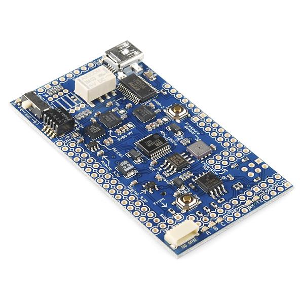 ArduPilot Mega IMU Shield/OilPan Rev-H V1.0 (No pin headers)
