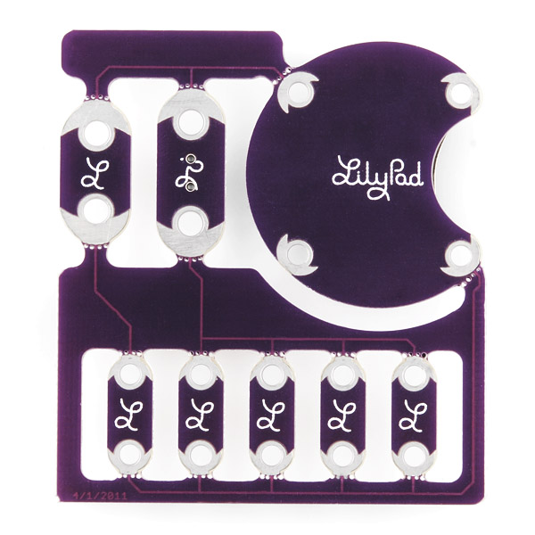 ProtoSnap - LilyPad E-Sewing Kit (Old Stock)