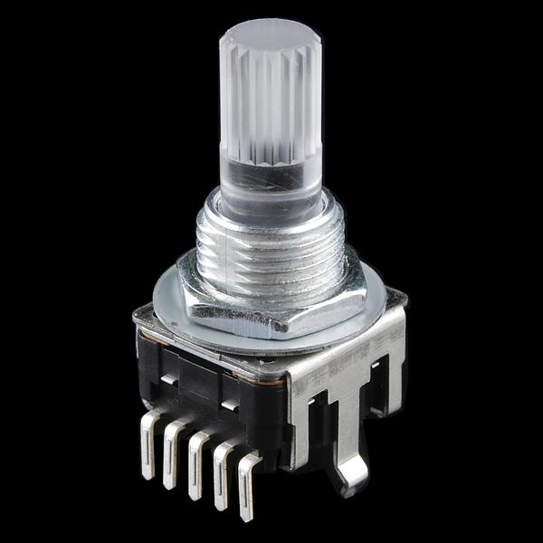 Rotary Encoder Illuminated RGB COM10982 SparkFun Electronics – Rotary Encoder Joystick Wiring-diagram