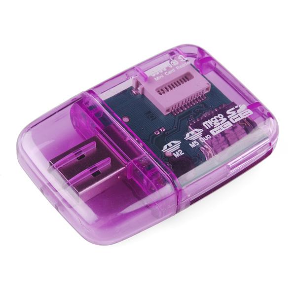 Card Reader - SD/microSD/M2/M5 Duo