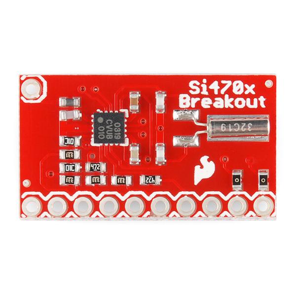 SparkFun FM Tuner Basic Breakout - Si4703