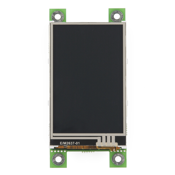 "ezLCD 301 - 2.6"" Color LCD"
