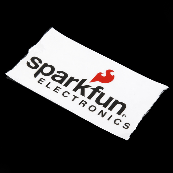 SparkFun Static Sticker