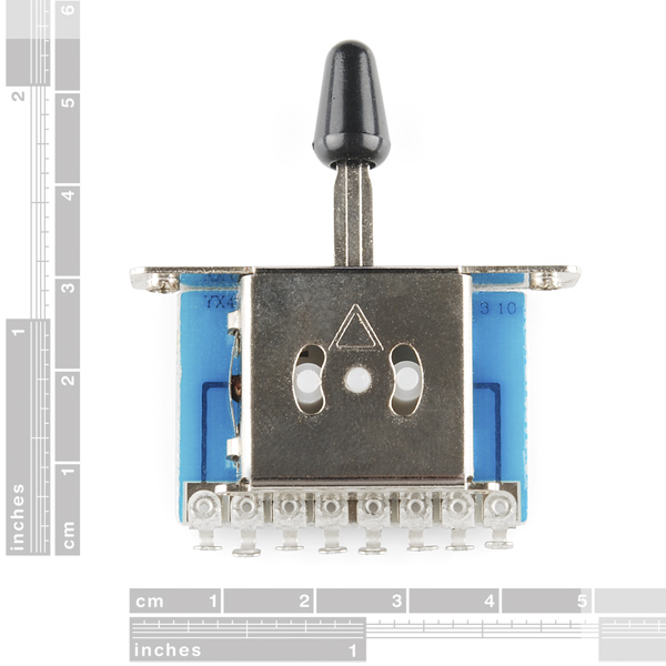 5-Way Selector Switch - Ding and Dent