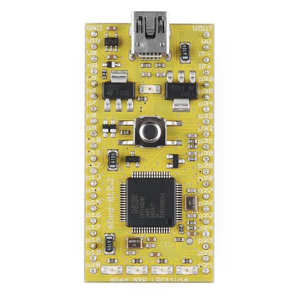 mbed - LPC11U24 (Cortex-M0)