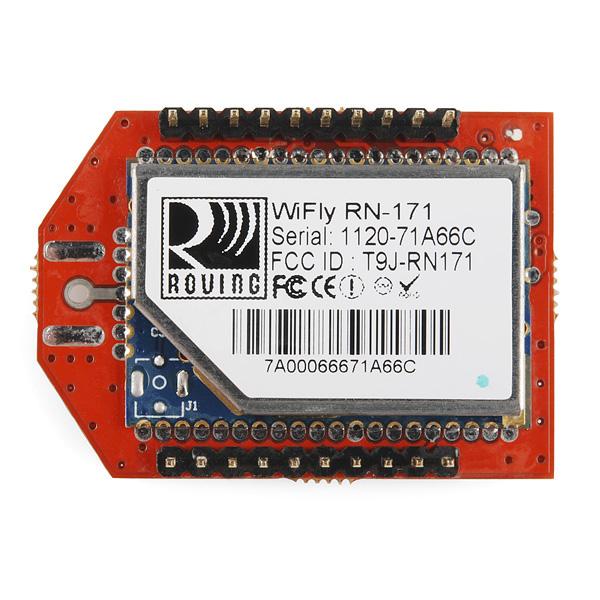 RN-XV WiFly Module - U.FL Connector