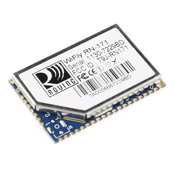 WiFly RN-171 802.11b/g Serial Module - Roving Networks