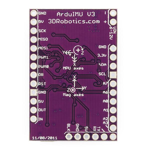 DIYDrones ArduIMU+ V3