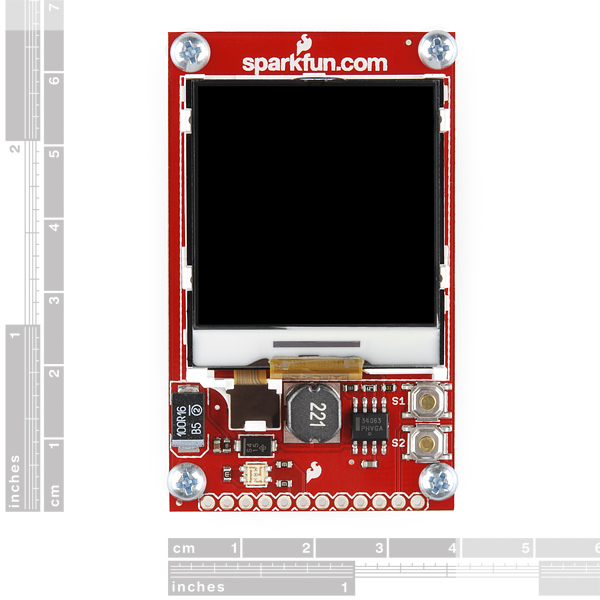 Color LCD - Breakout Board