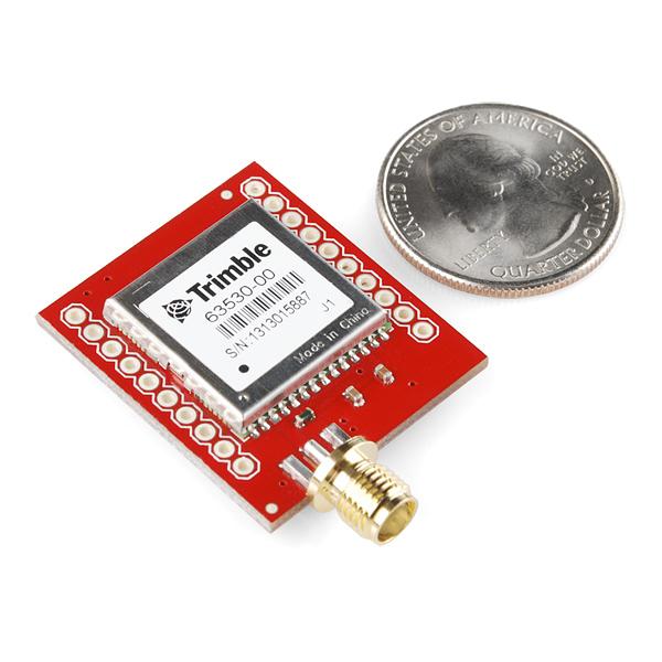 GPS Module - Copernicus II DIP (12 Channel)