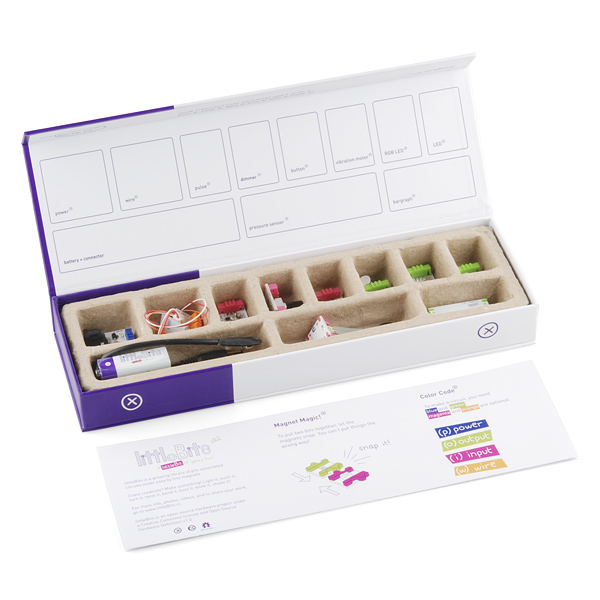 littleBits Starter Kit v0.2