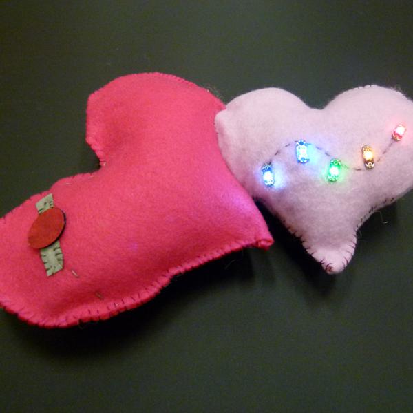 Valentine's Day Plushbot Class