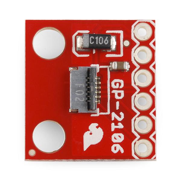 SparkFun GP-2106 Breakout